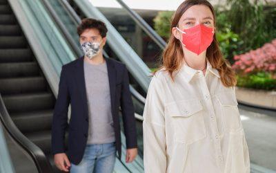 Sono arrivate le mascherine FFP2 targate TIMask!