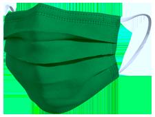 Mascherina TImask colore Verde bandiera