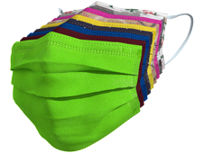 Mascherine chirurgiche Multicolor TImask
