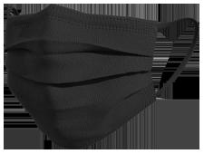 Mascherine chirurgiche TImask colore nero