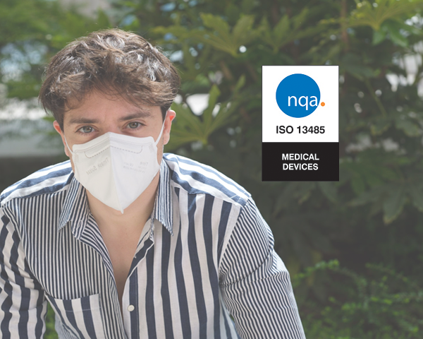 Timask `certificato Nqa medical devices
